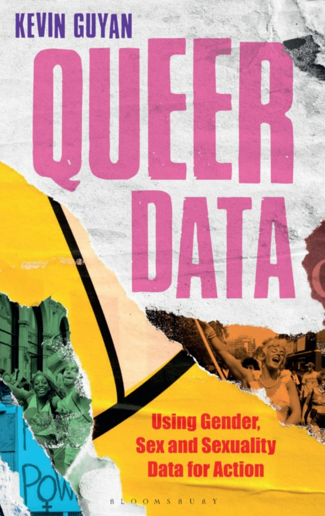 Cover of Queer Data: Using, Gender, Sex and Sexuality Data for Action