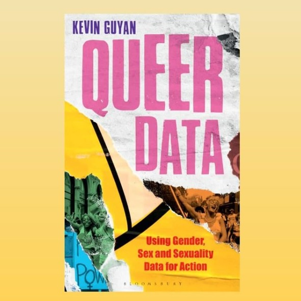 Cover of Queer Data by Kevin Guyan